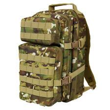 Zaino Assalto 30 Litri Militare Molle MULTICAM FOSTEX Softair campeggio escursio