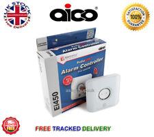 AICO RadioLINK Ei450 Fire Smoke Heat Co2 Alarm Controller Button Test Control