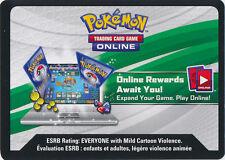 Pokemon Shiny Kalos Tin: Shiny Yveltal Code Card  TCGO Code Cards  NM-Mint Fast