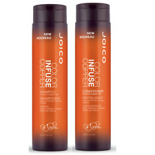 JOICO Color Infuse Copper Shampoo & Conditioner Duo 2 X 300ML (WORTH 59.99)