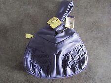 WRIST GRAB HANDBAG  MISCHA SUE ELLEN ultra violet / PURPLE New with tags