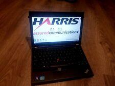LAST! Harris M/A-Com Radio RPM 10B Programming Laptop + KeyAdmin software