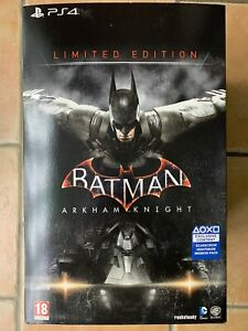 Batman Arkham Knight Limited Edition PS4 Brand New Sealed 2015