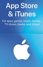 ITunes Gift Card US$50