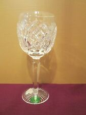 """HERITAGE IRISH CRYSTAL CATHEDRAL SUITE WATER GOBLET - 8 1/8"""" x 3 1/8"""" NEW 113C"""