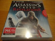 ASSASSIN'S CREED REVELATIONS PS3 PLAYSTATION 3 *BRAND NEW*