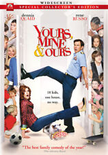 Yours, Mine & Ours (DVD,2005)