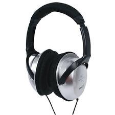 CASQUE HIFI LONGUEUR CÂBLE 2 M RÉGLAGE VOLUME 115 dB 100mV 32 Ohms 16 - 22000 Hz