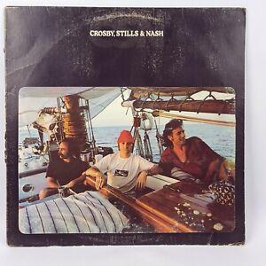 Crosby, Stills & Nash, CSN Original 1977 VINYL LP RECORD Album SD19104