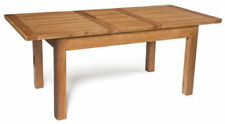 Solid Wood Rectangle Rustic Kitchen & Dining Tables