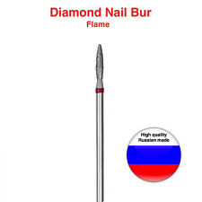 Diamond Bits Drills Fresas Burs Nail dry clean cuticle manicure pedicure 3/32