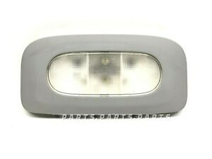 04-08 Ford F150 Overhead Roof Console Dome Lamp Light GRAY OEM TESTED