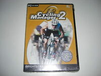 CYCLING MANAGER 2  Pc Cd Rom NEW SEALED - Fast Dispatch