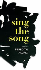 Sing the Song by Meredith Alling (Signed Paperback)