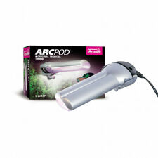 Arcadia Arc Pod with Lamp 9W - Low Maintenance Waterproof Aquarium Lamp