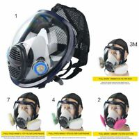 6800 Gas Masks Mask Full Facepiece Respirator For Painting Spraying Chemistry