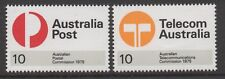 Australia Sc#616-17 Australia Postal Commission 1975, MNH VF