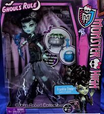 MONSTER HIGH GHOULS RULE FRANKIE STEIN DRESSED DOLL  NRFB