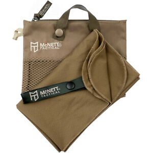 "Gear Aid McNett Tactical 15"" x 36"" Cooling Towel - Coyote"