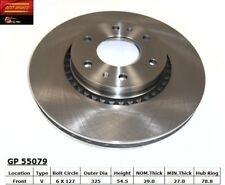 Disc Brake Rotor fits 2005-2005 Saab 9-7x  BEST BRAKES USA