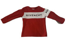 Givency Top Age 3 100% Authentic