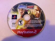 Smackdown VS Raw 2009 (PS2 Playstation 2) - DISC ONLY