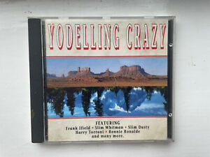 Rare Yodelling Crazy CD Disc Album 1992 EMI Various Artists Country Western
