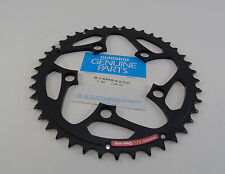 Nos Shimano XT Outer Chainring,FC-M739/FC-M737, 5-Arm, 42T, Black,#16M94200, New