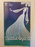 THE LYTTELTON THEATRE: BLITHE SPIRIT - SUSAN WILLIAMSON ROWENA COOPER
