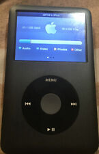 Apple iPod Classic Black 120B 6th Generation Mp3 Player Over 4000 Songs On It