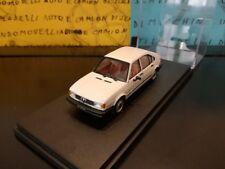 1/43 Alfa Romeo Alfasud 1982 bianco white weiss blanc  - professional repainted