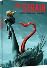 The Strain - Stagioni 1-3 Complete (12 DVD) - ITALIANI ORIGINALI SIGILLATI -