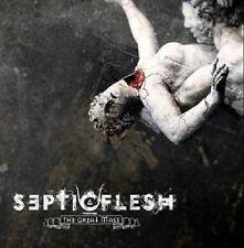 SEPTIC FLESH - The Great Mass CD