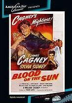 Blood on the Sun (James Cagney) - Region Free DVD - Sealed