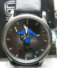 Elvis Presley 25TH Fossil Men's Limited Edition Watch in Gift Box Brand New!