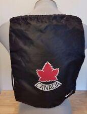 Team Canada Hockey NIKE Drawstring Backpack