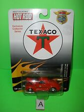 TEXACO RACING CHAMPIONS 1941 WILLYS COUPE HOT ROD BLISTER PACK SEALED MINT A