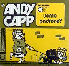 COMICS BOX DE LUXE N.42 ANDY CAPP  REG SMYTHE CORNO FUMETTO 1980