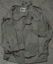 NEW X-SMALL LONG MILITARY DESERT CAMO COAT COLD WEATHER FIELD JACKET FREE SHIP