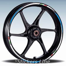 Adesivi ruote moto CBR 600 RR strisce cerchi Honda CBR600RR Racing 3 CBR600 RR