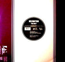 "12"" - Delegation - You And I (2000 REMIXES + ORIGINAL) NUEVO - NEW, STOCK LISTEN"