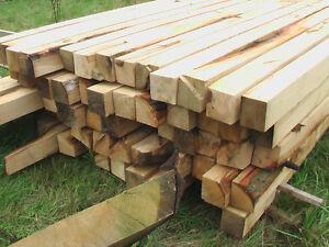 Kantholz 12x12, Eichenbalken 12 x 12 Kanthölzer aus Eiche, 4 m lang