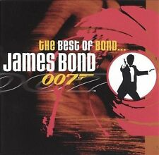 1 CENT CD VA The Best Of James Bond, 007 shirley bassey / tom jones / lulu