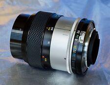 Nikon Micro-Nikkor-P 55mm f3.5 NAi lens