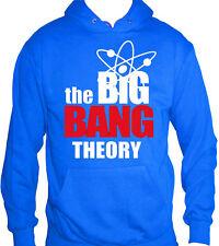 fm10 felpa cappuccio uomo 2 BAZINGA Sheldon the big bang theory CINEMA&TV