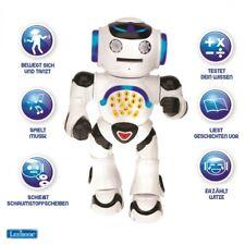 Lexibook ROB50DE Powerman ferngesteuert Roboter Kinder Spielzeug mit Musik Licht