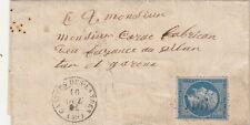 Lettre France n°22 Castets des Landes Cover Brief