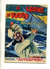 ALBI DELL'INTREPIDO # IL LEONE DI FUOCO # N.877 1962 # Casa Editrice Universo