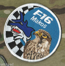 FIGHTING FALCON F-16 JET FIGHTER SWIRL vel©®😎 INSIGNIA SERIES: 93d FS MAKOS