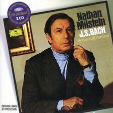 Nathan Milstein - Bach Sonatas And Partitas